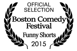 Boston Comedy Laurels official selection